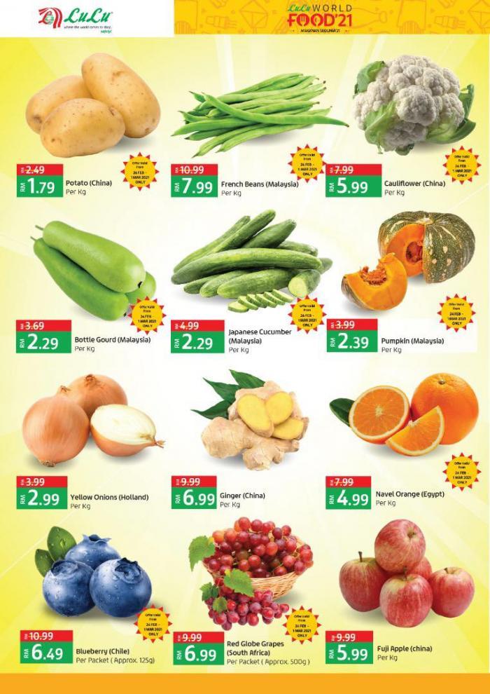 LuLu-Hypermarket-Promotion-Catalogue-5-350x495 - Kuala Lumpur Online Store Promotions & Freebies Selangor Supermarket & Hypermarket