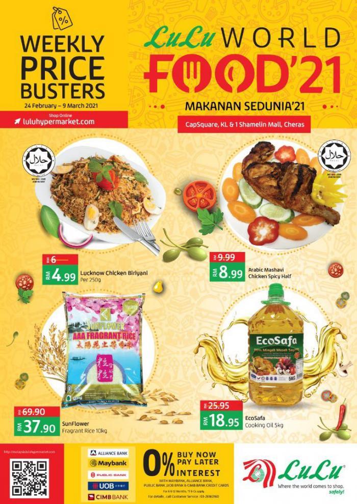 LuLu-Hypermarket-Promotion-Catalogue-350x495 - Kuala Lumpur Online Store Promotions & Freebies Selangor Supermarket & Hypermarket