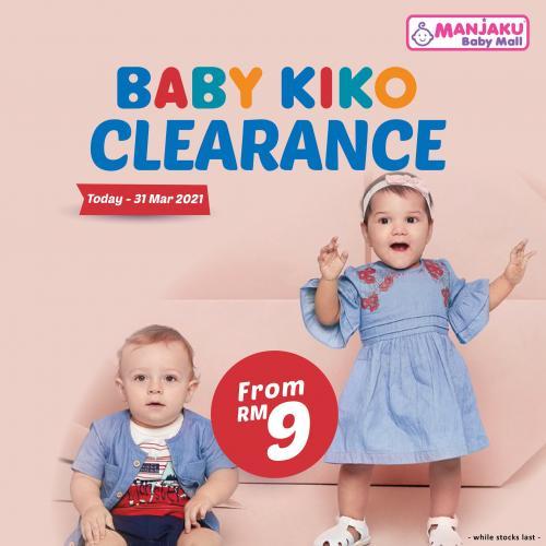 Manjaku-Baby-Kiko-Clearance-Sale-1-350x350 - Baby & Kids & Toys Babycare Johor Kedah Kelantan Kuala Lumpur Melaka Negeri Sembilan Pahang Penang Perak Perlis Putrajaya Sabah Sarawak Selangor Terengganu Warehouse Sale & Clearance in Malaysia