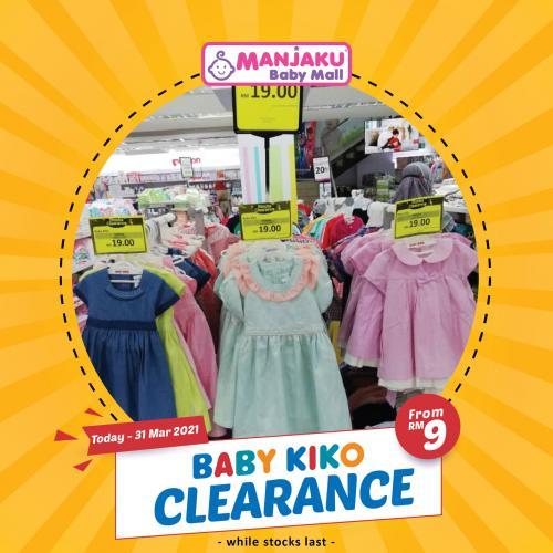 Manjaku-Baby-Kiko-Clearance-Sale-10-350x350 - Baby & Kids & Toys Babycare Johor Kedah Kelantan Kuala Lumpur Melaka Negeri Sembilan Pahang Penang Perak Perlis Putrajaya Sabah Sarawak Selangor Terengganu Warehouse Sale & Clearance in Malaysia