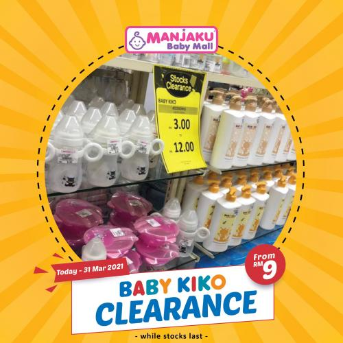 Manjaku-Baby-Kiko-Clearance-Sale-3-350x350 - Baby & Kids & Toys Babycare Johor Kedah Kelantan Kuala Lumpur Melaka Negeri Sembilan Pahang Penang Perak Perlis Putrajaya Sabah Sarawak Selangor Terengganu Warehouse Sale & Clearance in Malaysia