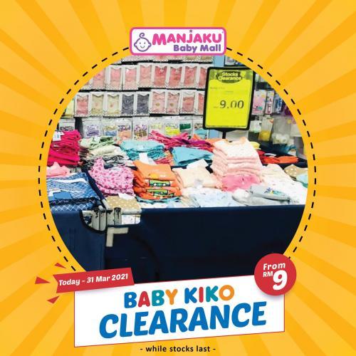 Manjaku-Baby-Kiko-Clearance-Sale-8-350x350 - Baby & Kids & Toys Babycare Johor Kedah Kelantan Kuala Lumpur Melaka Negeri Sembilan Pahang Penang Perak Perlis Putrajaya Sabah Sarawak Selangor Terengganu Warehouse Sale & Clearance in Malaysia