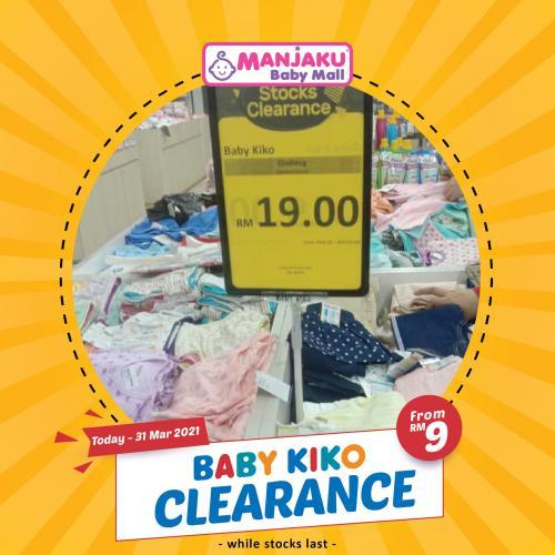 Manjaku-Baby-Kiko-Clearance-Sale-9-350x350 - Baby & Kids & Toys Babycare Johor Kedah Kelantan Kuala Lumpur Melaka Negeri Sembilan Pahang Penang Perak Perlis Putrajaya Sabah Sarawak Selangor Terengganu Warehouse Sale & Clearance in Malaysia