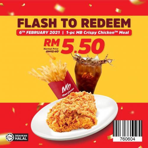 Marrybrown-Opening-Promotion-at-Bandar-Bukit-Raja-Klang-1-350x350 - Beverages Food , Restaurant & Pub Promotions & Freebies Selangor