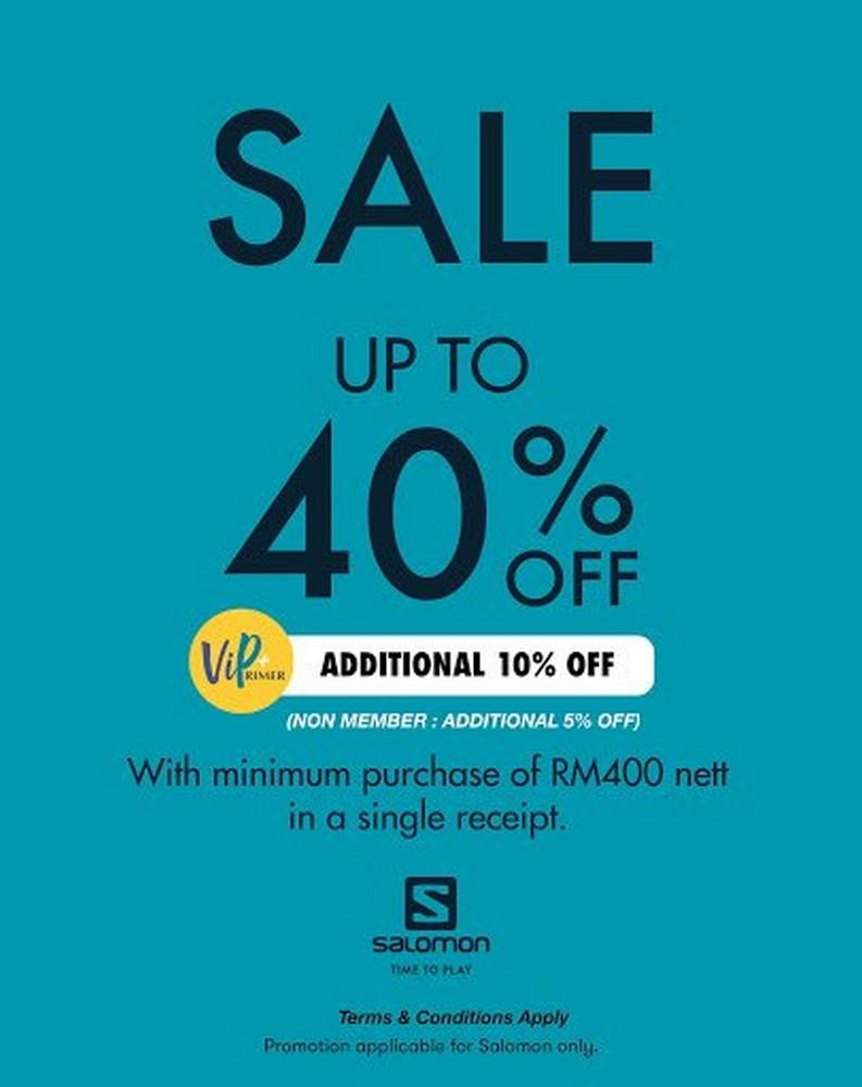 Salomon-40-off-Sale-350x441 - Fashion Accessories Fashion Lifestyle & Department Store Footwear Kuala Lumpur Malaysia Sales Selangor