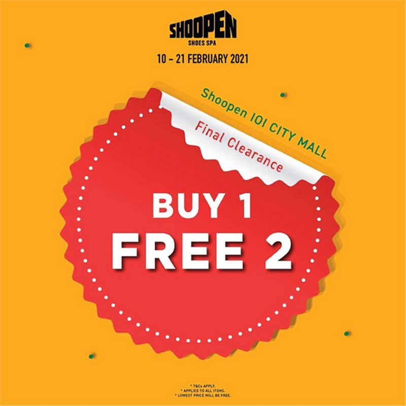 Shoopen-Final-Clearance-at-IOI-City-Mall-350x350 - Fashion Accessories Fashion Lifestyle & Department Store Footwear Putrajaya Warehouse Sale & Clearance in Malaysia