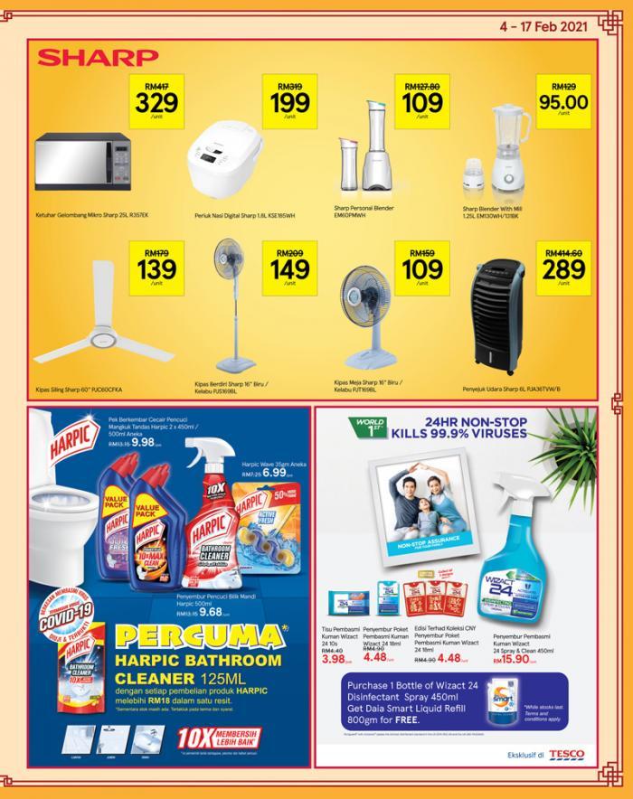 Tesco-Chinese-New-Year-Promotion-Catalogue-14-350x442 - Johor Kedah Kelantan Kuala Lumpur Melaka Negeri Sembilan Pahang Penang Perak Perlis Promotions & Freebies Putrajaya Sabah Sarawak Selangor Supermarket & Hypermarket Terengganu