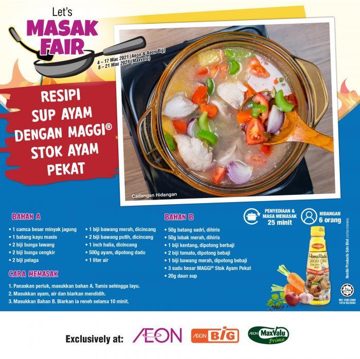 AEON-Nestle-Masak-Fair-Promotion-7-350x349 - Johor Kedah Kelantan Kuala Lumpur Melaka Negeri Sembilan Pahang Penang Perak Perlis Promotions & Freebies Putrajaya Sabah Sarawak Selangor Supermarket & Hypermarket Terengganu