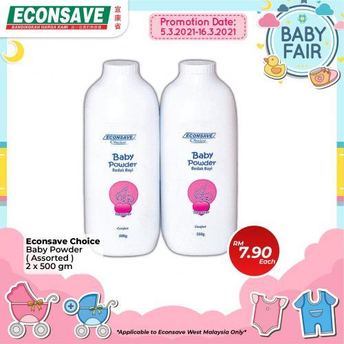Econsave-Baby-Fair-Promotion-15-350x350 - Johor Kedah Kelantan Kuala Lumpur Melaka Negeri Sembilan Pahang Penang Perak Perlis Promotions & Freebies Putrajaya Selangor Supermarket & Hypermarket Terengganu