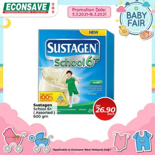 Econsave-Baby-Fair-Promotion-5-350x350 - Johor Kedah Kelantan Kuala Lumpur Melaka Negeri Sembilan Pahang Penang Perak Perlis Promotions & Freebies Putrajaya Selangor Supermarket & Hypermarket Terengganu