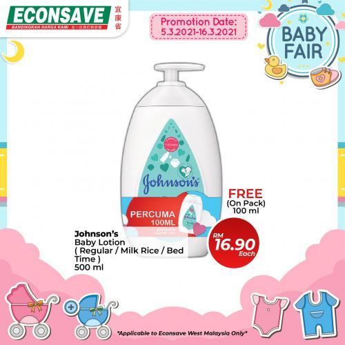 Econsave-Baby-Fair-Promotion-9-350x350 - Johor Kedah Kelantan Kuala Lumpur Melaka Negeri Sembilan Pahang Penang Perak Perlis Promotions & Freebies Putrajaya Selangor Supermarket & Hypermarket Terengganu
