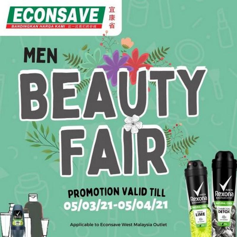 Econsave-Men-Beauty-Fair-Promotion-350x350 - Johor Kedah Kelantan Kuala Lumpur Melaka Negeri Sembilan Pahang Penang Perak Perlis Promotions & Freebies Putrajaya Sabah Sarawak Selangor Supermarket & Hypermarket Terengganu
