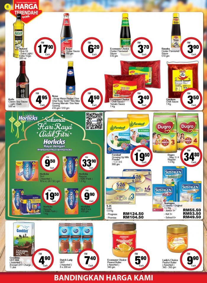 Econsave-Promotion-Catalogue-5-1-350x478 - Johor Kedah Kelantan Kuala Lumpur Melaka Negeri Sembilan Pahang Penang Perak Perlis Promotions & Freebies Putrajaya Sabah Sarawak Selangor Supermarket & Hypermarket Terengganu