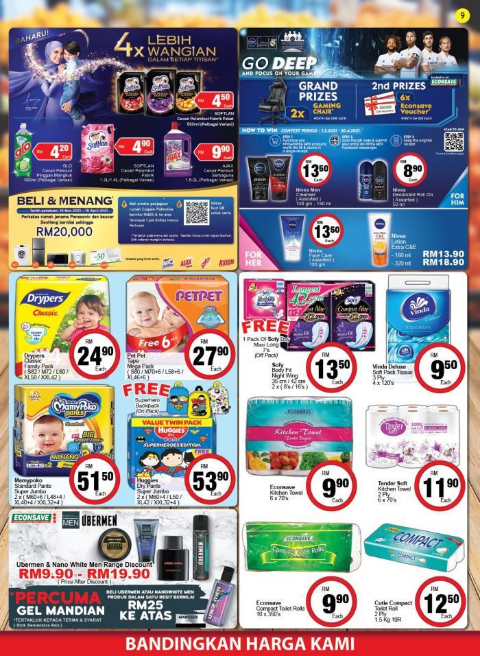 Econsave-Promotion-Catalogue-8-1-350x478 - Johor Kedah Kelantan Kuala Lumpur Melaka Negeri Sembilan Pahang Penang Perak Perlis Promotions & Freebies Putrajaya Sabah Sarawak Selangor Supermarket & Hypermarket Terengganu