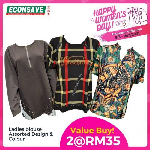 Econsave-Womens-Day-Promotion-2-350x350 - Johor Kedah Kelantan Kuala Lumpur Melaka Negeri Sembilan Pahang Penang Perak Perlis Promotions & Freebies Putrajaya Sabah Sarawak Selangor Supermarket & Hypermarket Terengganu