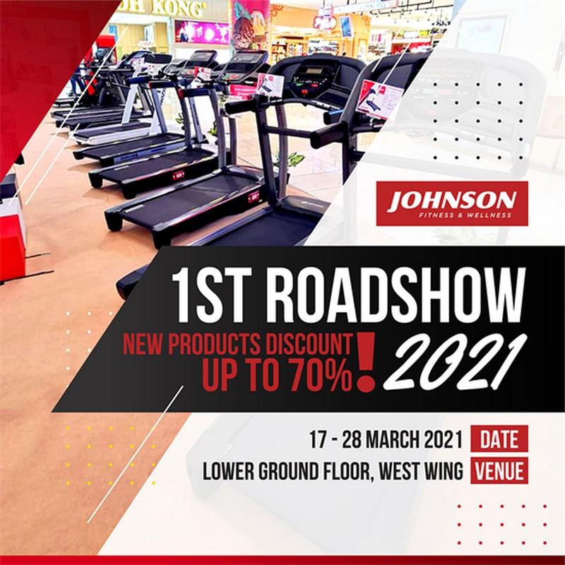 Johnson-Fitness-First-Roadshow-2021-at-IOI-City-Mall-350x350 - Events & Fairs Fitness Putrajaya Sports,Leisure & Travel