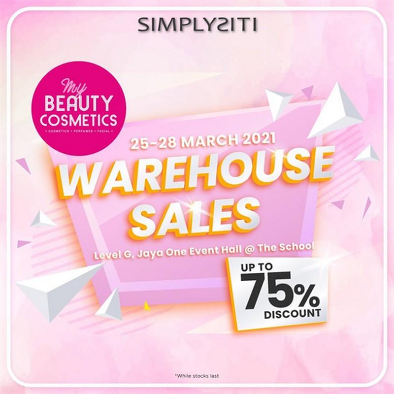 Simplysiti-Warehouse-Sale-at-Jaya-One-350x350 - Beauty & Health Cosmetics Personal Care Selangor Warehouse Sale & Clearance in Malaysia
