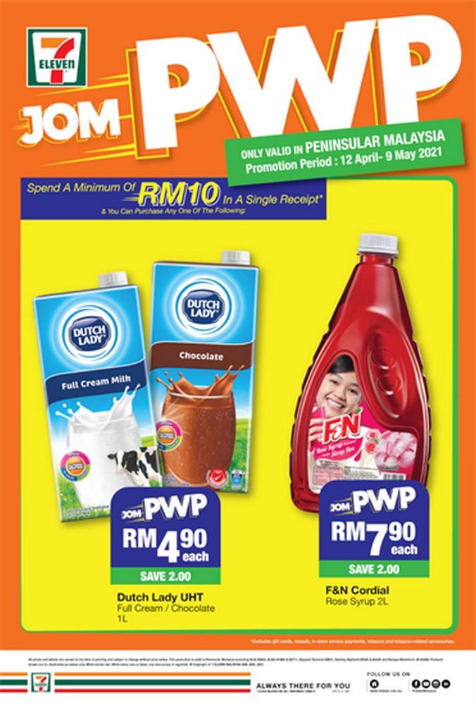 7-Eleven-Jom-PWP-Deals-350x518 - Beverages Food , Restaurant & Pub Johor Kedah Kelantan Kuala Lumpur Melaka Negeri Sembilan Pahang Penang Perak Perlis Promotions & Freebies Putrajaya Selangor Supermarket & Hypermarket Terengganu