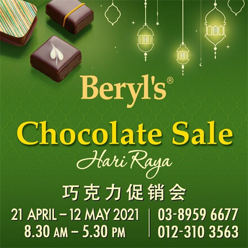 Beryls-Chocolate-Sale-at-Seri-Kembangan-350x350 - Chocolate Gifts , Souvenir & Jewellery Malaysia Sales Selangor