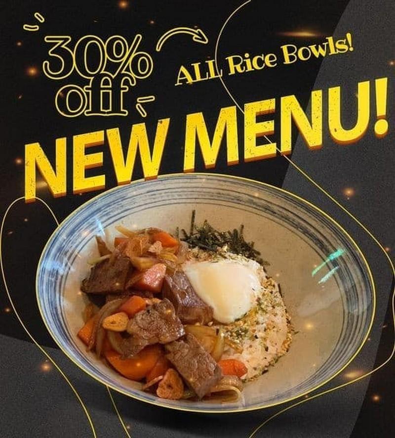 Biru-Biru-Cafe-Bar-30-off-Promo-350x388 - Beverages Food , Restaurant & Pub Promotions & Freebies Sabah