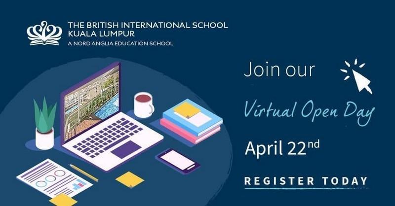 British-International-School-of-Kuala-Lumpur-Virtual-Open-Day-350x183 - Events & Fairs Kuala Lumpur Online Store Others Selangor