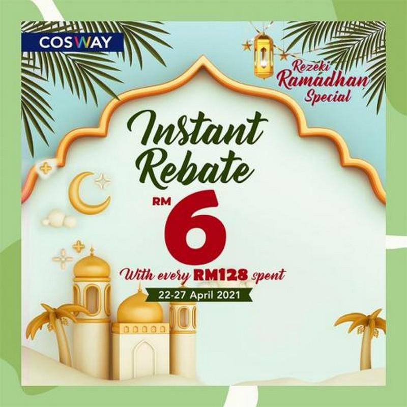 Cosway-Ramadan-Promotion-350x350 - Beauty & Health Health Supplements Johor Kedah Kelantan Kuala Lumpur Melaka Negeri Sembilan Pahang Penang Perak Perlis Personal Care Promotions & Freebies Putrajaya Sabah Sarawak Selangor Terengganu