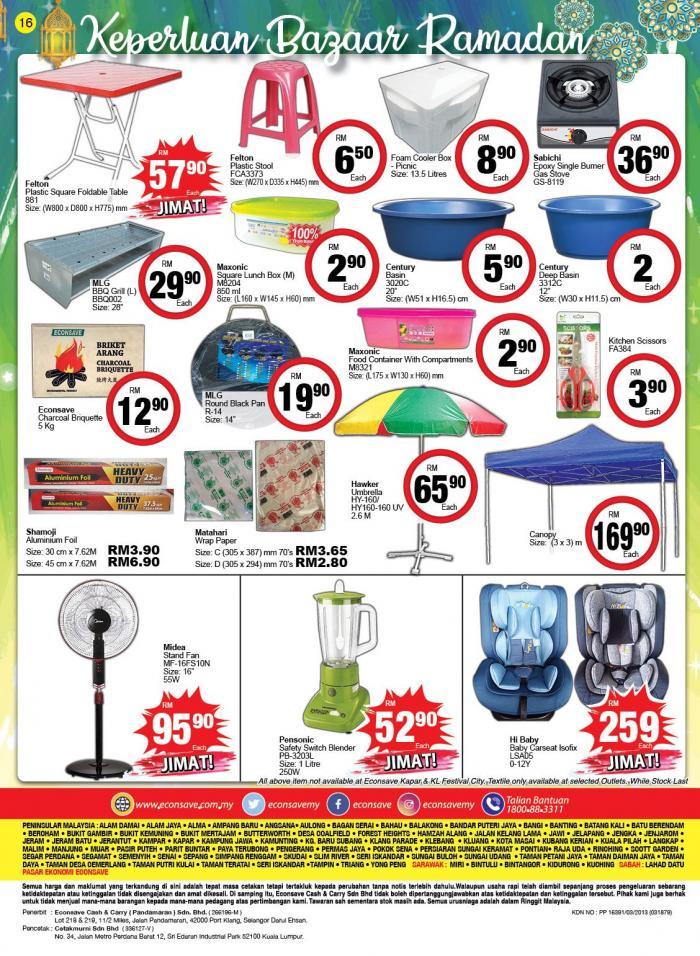 Econsave-Ramadan-Promotion-Catalogue-16-350x478 - Johor Kedah Kelantan Kuala Lumpur Melaka Negeri Sembilan Pahang Penang Perak Perlis Promotions & Freebies Putrajaya Selangor Supermarket & Hypermarket Terengganu