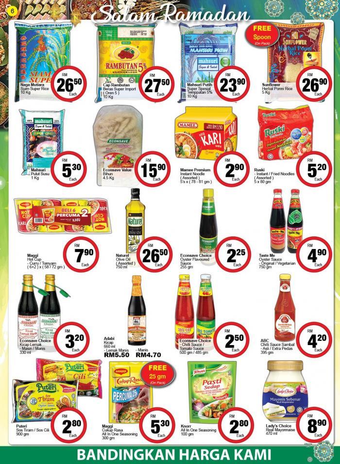 Econsave-Ramadan-Promotion-Catalogue-5-350x478 - Johor Kedah Kelantan Kuala Lumpur Melaka Negeri Sembilan Pahang Penang Perak Perlis Promotions & Freebies Putrajaya Selangor Supermarket & Hypermarket Terengganu