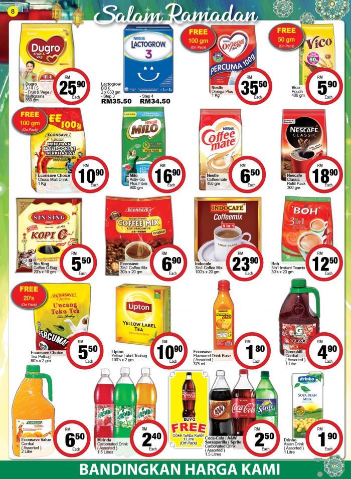 Econsave-Ramadan-Promotion-Catalogue-7-350x478 - Johor Kedah Kelantan Kuala Lumpur Melaka Negeri Sembilan Pahang Penang Perak Perlis Promotions & Freebies Putrajaya Selangor Supermarket & Hypermarket Terengganu