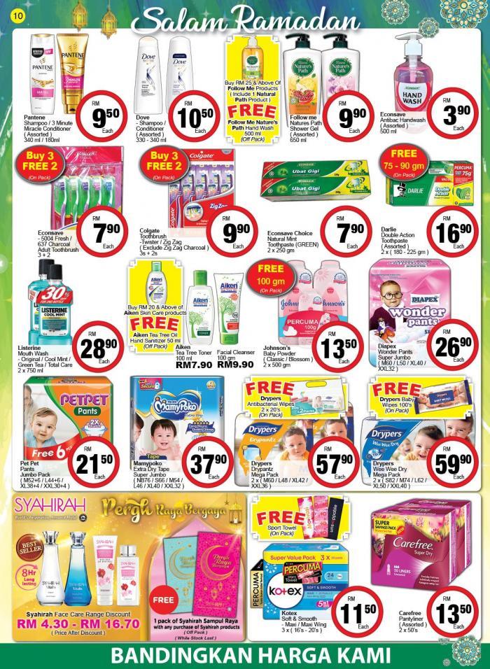 Econsave-Ramadan-Promotion-Catalogue-9-350x478 - Johor Kedah Kelantan Kuala Lumpur Melaka Negeri Sembilan Pahang Penang Perak Perlis Promotions & Freebies Putrajaya Selangor Supermarket & Hypermarket Terengganu