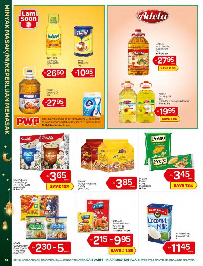 Giant-Ramadan-Promotion-Catalogue-13-350x458 - Johor Kedah Kelantan Kuala Lumpur Melaka Negeri Sembilan Pahang Penang Perak Perlis Promotions & Freebies Putrajaya Sabah Sarawak Selangor Supermarket & Hypermarket Terengganu