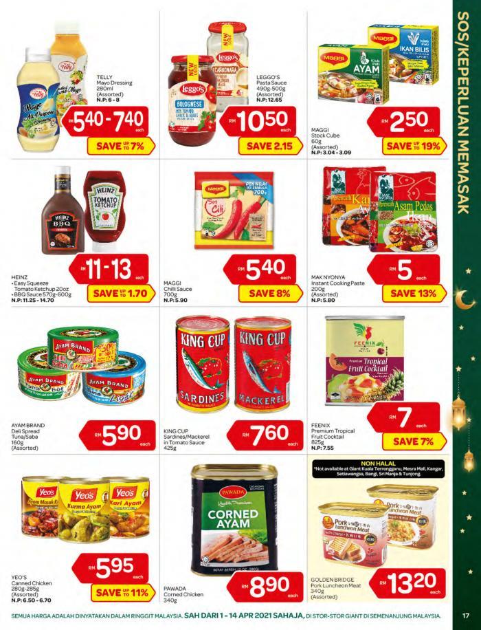 Giant-Ramadan-Promotion-Catalogue-16-350x458 - Johor Kedah Kelantan Kuala Lumpur Melaka Negeri Sembilan Pahang Penang Perak Perlis Promotions & Freebies Putrajaya Sabah Sarawak Selangor Supermarket & Hypermarket Terengganu