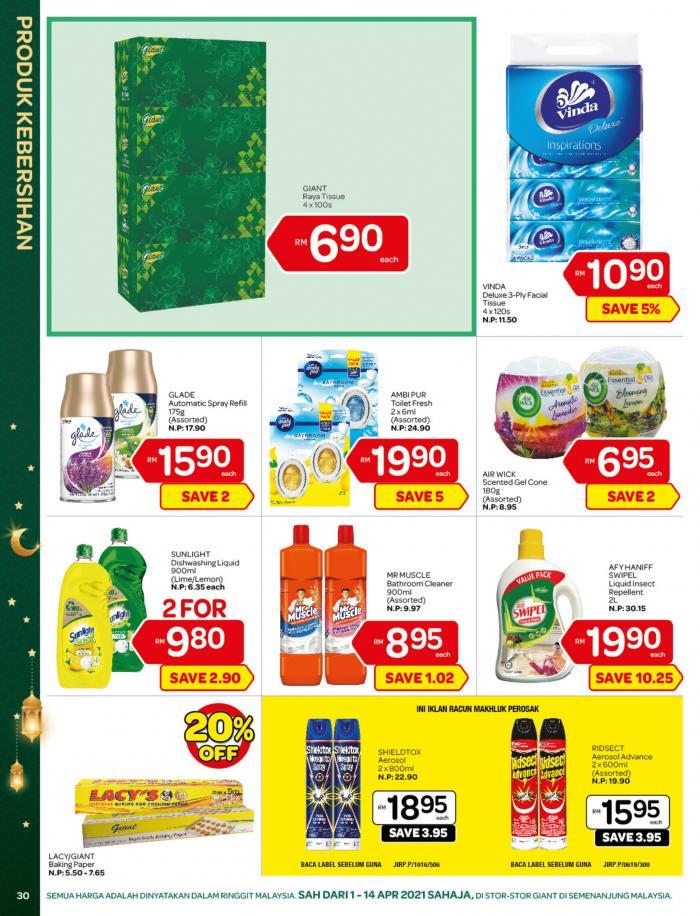 Giant-Ramadan-Promotion-Catalogue-29-350x458 - Johor Kedah Kelantan Kuala Lumpur Melaka Negeri Sembilan Pahang Penang Perak Perlis Promotions & Freebies Putrajaya Sabah Sarawak Selangor Supermarket & Hypermarket Terengganu