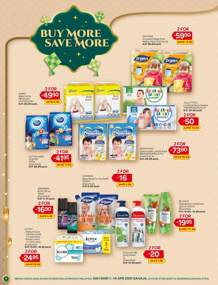 Giant-Ramadan-Promotion-Catalogue-3-350x458 - Johor Kedah Kelantan Kuala Lumpur Melaka Negeri Sembilan Pahang Penang Perak Perlis Promotions & Freebies Putrajaya Sabah Sarawak Selangor Supermarket & Hypermarket Terengganu