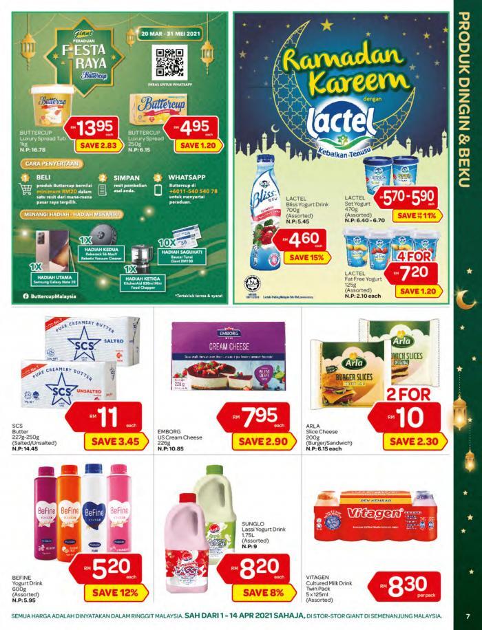 Giant-Ramadan-Promotion-Catalogue-6-350x458 - Johor Kedah Kelantan Kuala Lumpur Melaka Negeri Sembilan Pahang Penang Perak Perlis Promotions & Freebies Putrajaya Sabah Sarawak Selangor Supermarket & Hypermarket Terengganu
