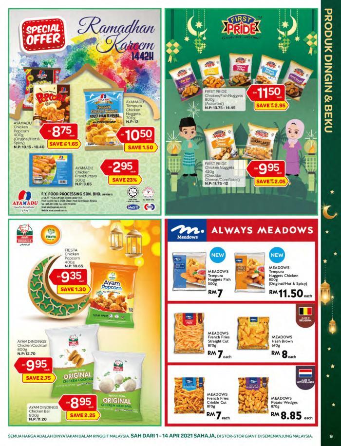 Giant-Ramadan-Promotion-Catalogue-8-350x458 - Johor Kedah Kelantan Kuala Lumpur Melaka Negeri Sembilan Pahang Penang Perak Perlis Promotions & Freebies Putrajaya Sabah Sarawak Selangor Supermarket & Hypermarket Terengganu