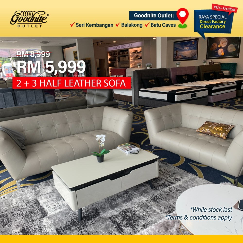 Goodnite-Raya-Clearance-Sale-10-350x350 - Beddings Furniture Home & Garden & Tools Home Decor Selangor Warehouse Sale & Clearance in Malaysia