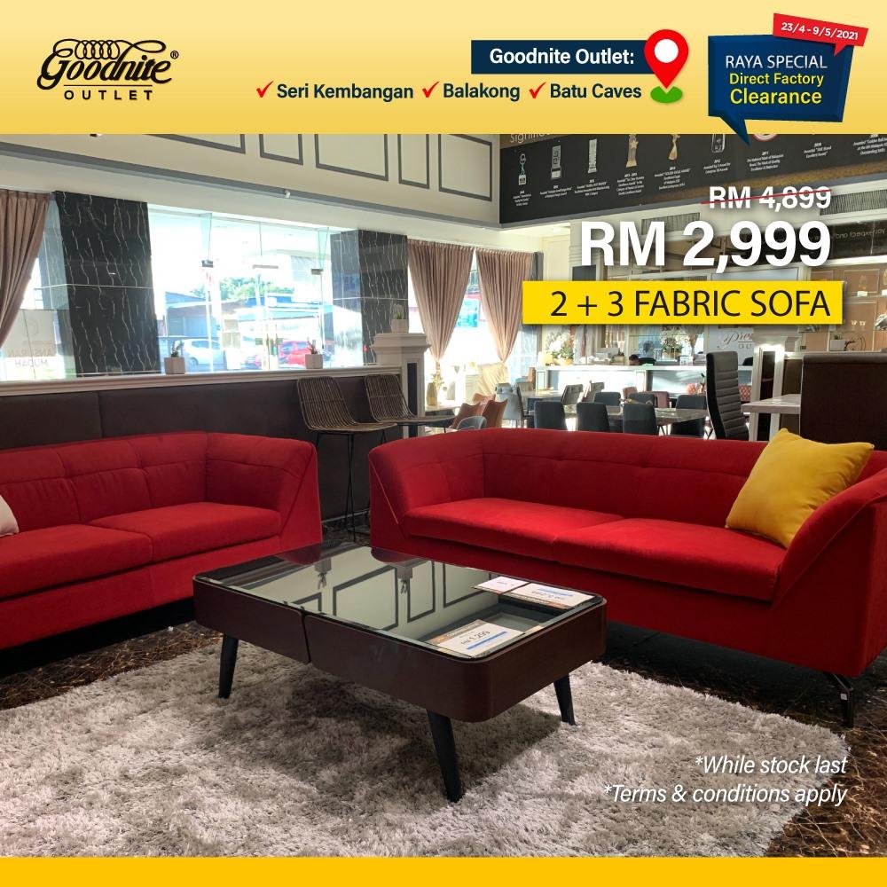 Goodnite-Raya-Clearance-Sale-13-350x350 - Beddings Furniture Home & Garden & Tools Home Decor Selangor Warehouse Sale & Clearance in Malaysia