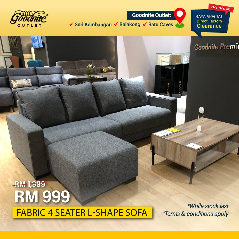 Goodnite-Raya-Clearance-Sale-4-350x350 - Beddings Furniture Home & Garden & Tools Home Decor Selangor Warehouse Sale & Clearance in Malaysia