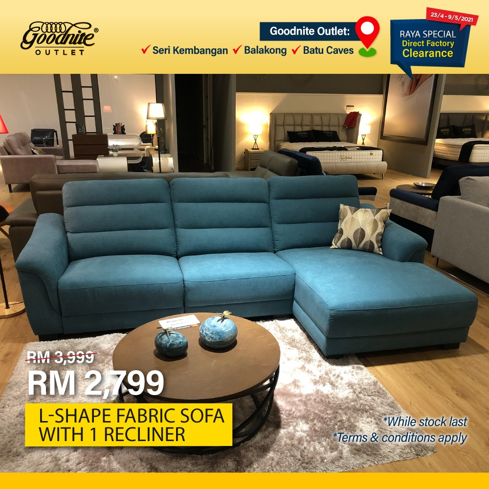 Goodnite-Raya-Clearance-Sale-8-350x350 - Beddings Furniture Home & Garden & Tools Home Decor Selangor Warehouse Sale & Clearance in Malaysia
