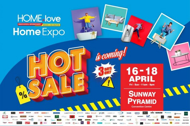 HOMElove-Home-Expo-at-Sunway-Pyramid-350x233 - Electronics & Computers Events & Fairs Furniture Home & Garden & Tools Home Appliances Home Decor Selangor