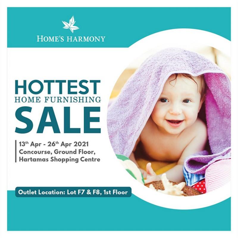 Homes-Harmony-Hottest-Home-Furnishing-Sale-at-Hartamas-Shopping-Centre-1-350x350 - Furniture Home & Garden & Tools Home Decor Kuala Lumpur Malaysia Sales Selangor
