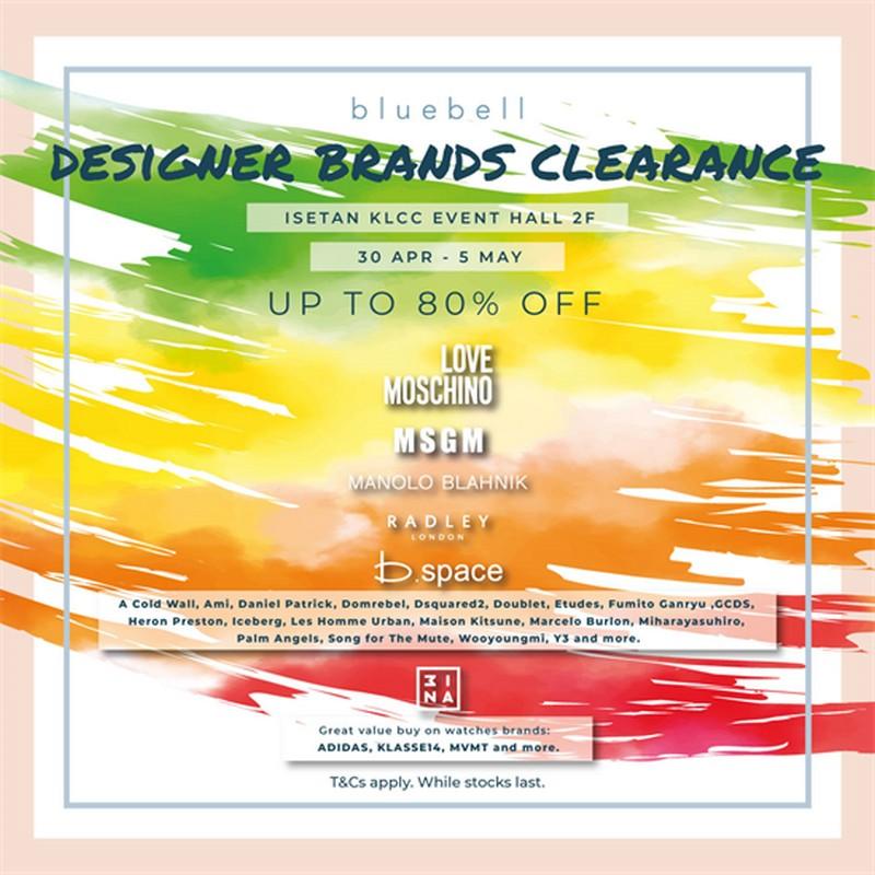 Isetan-Designer-Brands-Clearance-350x350 - Kuala Lumpur Selangor Supermarket & Hypermarket Warehouse Sale & Clearance in Malaysia