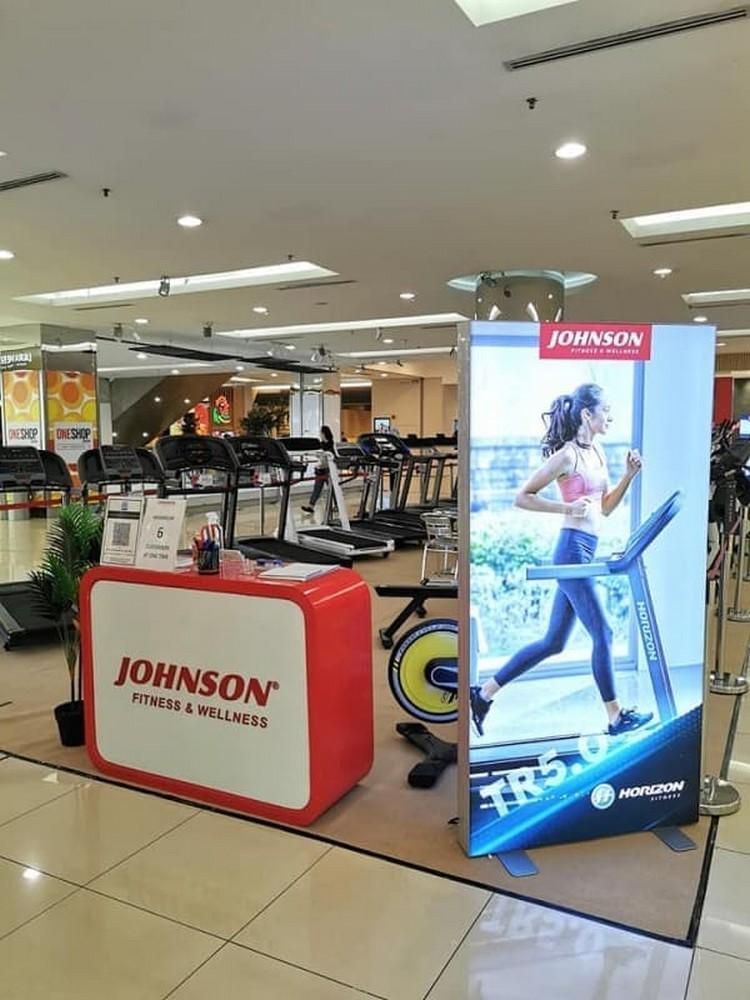 Johnson-Fitness-Roadshow-at-1-Utama-350x467 - Fitness Promotions & Freebies Selangor Sports,Leisure & Travel