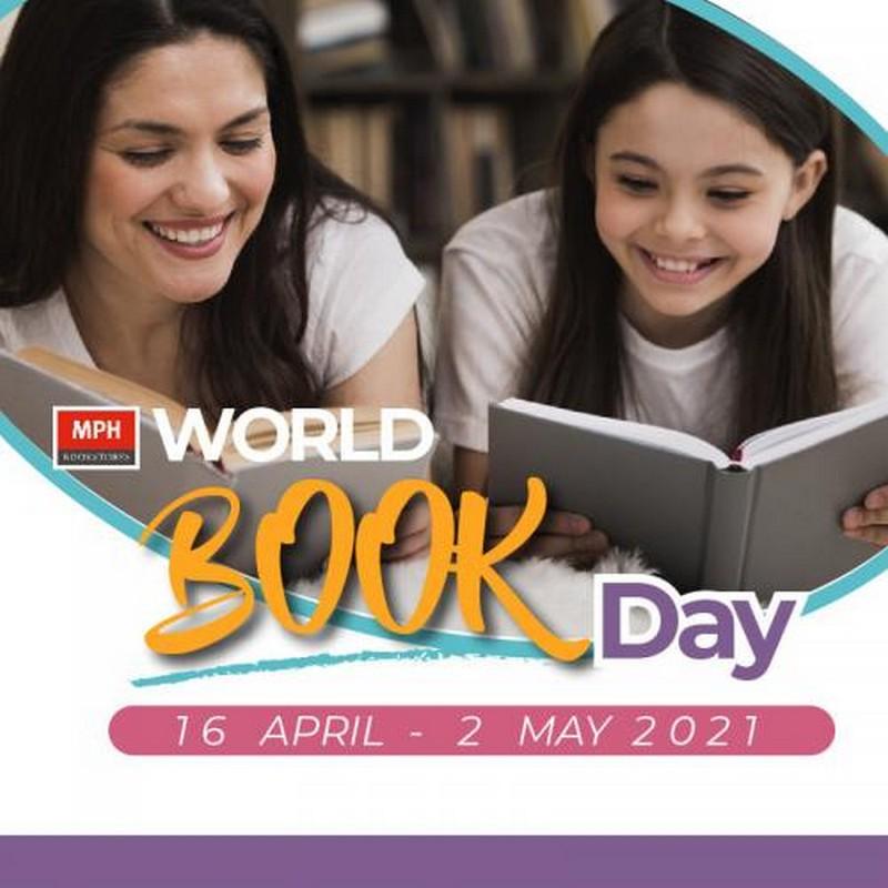 MPH-World-Book-Day-Promotion-350x350 - Books & Magazines Johor Kedah Kelantan Kuala Lumpur Melaka Negeri Sembilan Pahang Penang Perak Perlis Promotions & Freebies Putrajaya Sabah Sarawak Selangor Stationery Terengganu