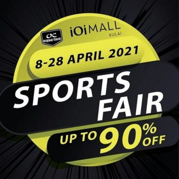 Original-Classic-Sports-Fair-at-IOI-MallBandar-PutraKula-350x350 - Apparels Events & Fairs Fashion Accessories Fashion Lifestyle & Department Store Footwear Johor Sales Happening Now In Malaysia This Week Sales In Malaysia