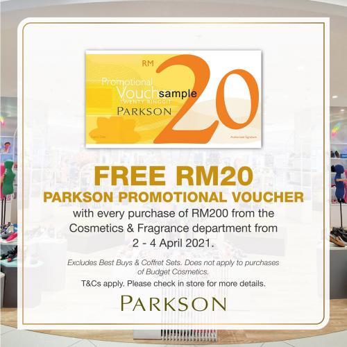 Parkson-Free-Voucher-Promotion-1-350x350 - Johor Kedah Kelantan Kuala Lumpur Melaka Negeri Sembilan Pahang Penang Perak Perlis Promotions & Freebies Putrajaya Sabah Sarawak Selangor Supermarket & Hypermarket Terengganu