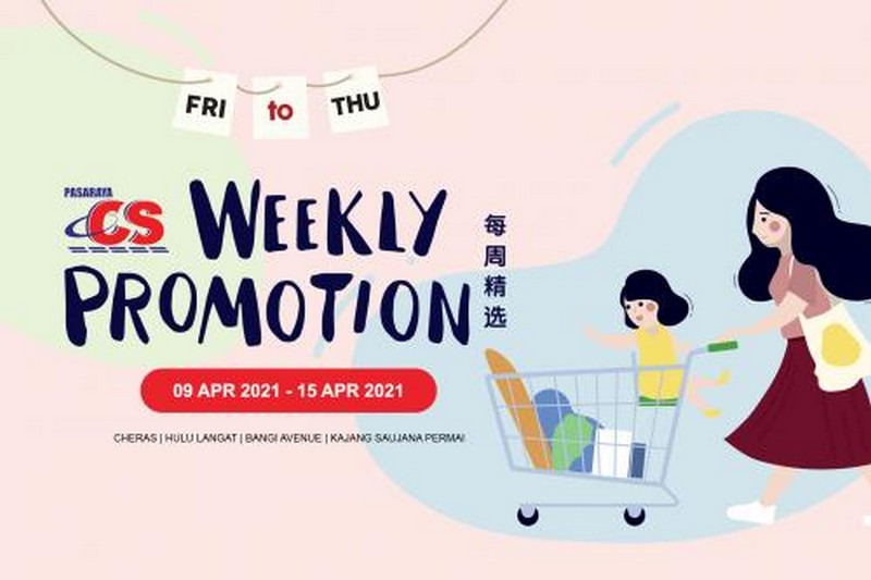 Pasaraya-CS-Weekly-Promotion-1-350x233 - Perak Promotions & Freebies Selangor Supermarket & Hypermarket