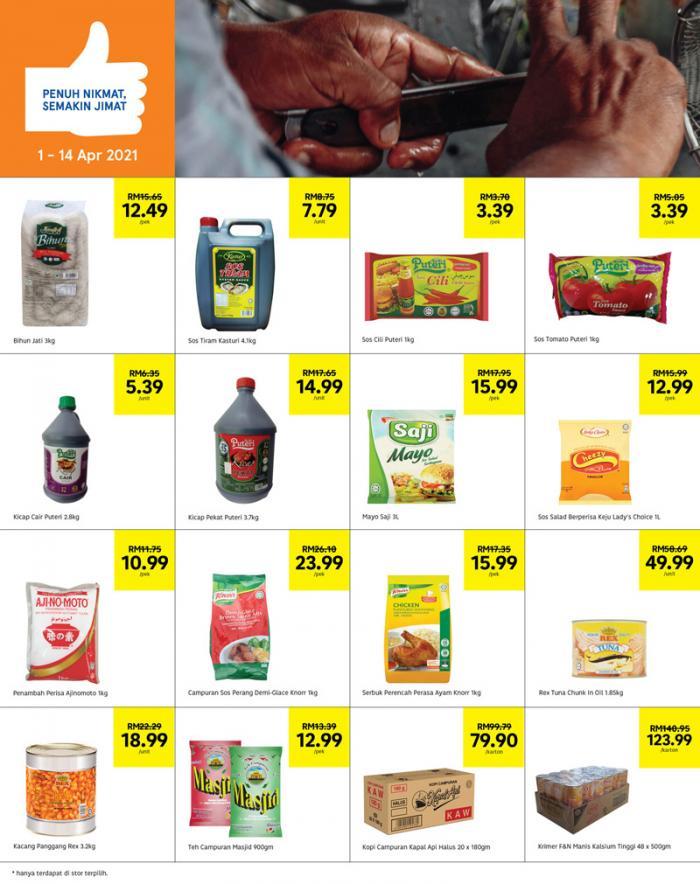 Tesco-Weekly-Promotion-Catalogue-3-350x442 - Johor Kedah Kelantan Kuala Lumpur Melaka Negeri Sembilan Pahang Penang Perak Perlis Promotions & Freebies Putrajaya Sabah Sarawak Selangor Supermarket & Hypermarket Terengganu