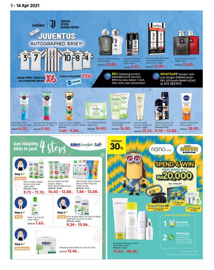 Tesco-Weekly-Promotion-Catalogue-7-350x442 - Johor Kedah Kelantan Kuala Lumpur Melaka Negeri Sembilan Pahang Penang Perak Perlis Promotions & Freebies Putrajaya Sabah Sarawak Selangor Supermarket & Hypermarket Terengganu